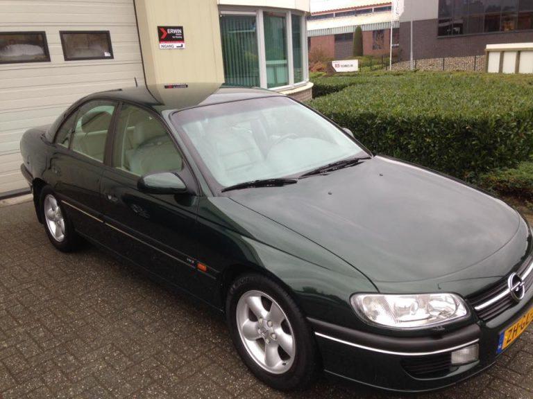 Opel Omega | Erwineringa.nl
