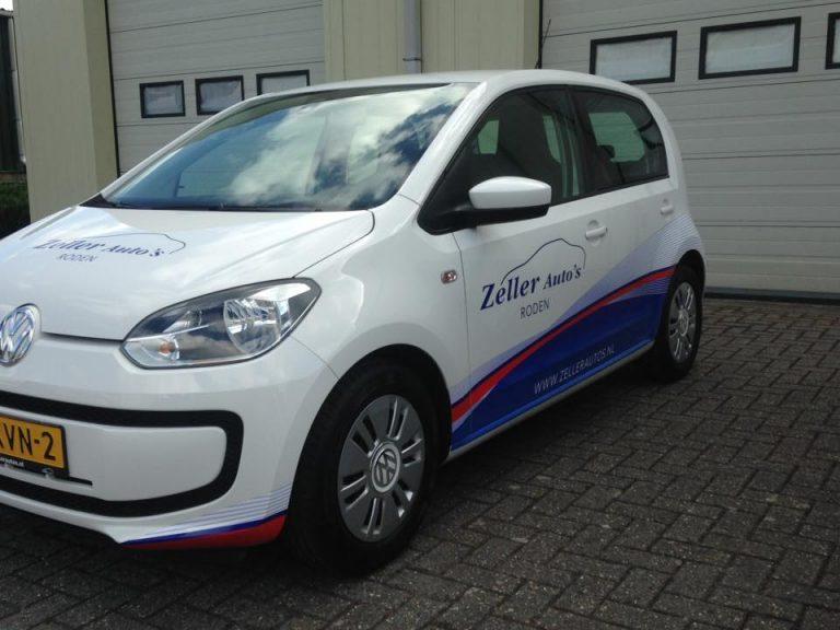 Volkswagen Up | Erwineringa.nl
